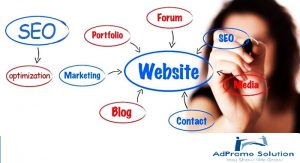 Website and SEO